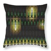 Art Deco Design 16 Throw Pillow