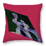 Art In Forms Throw Pillow