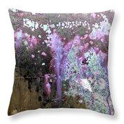 Art Print Abstract 32 Throw Pillow by Harry Gruenert
