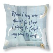 Soul To Keep Throw Pillow