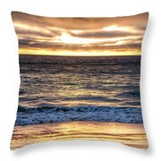 As I Say Goodnight Throw Pillow