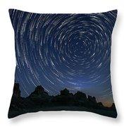 Astroscapes 0 Throw Pillow