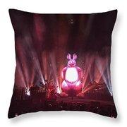 Aussie Pink Floyd - Clearwater, Fl Throw Pillow