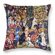 Autumn - Digital Remastered Edition Throw Pillow