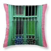 Baranco Baroque Throw Pillow by Rick Locke
