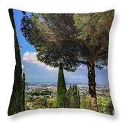 Barberini View Throw Pillow