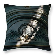Basilica Of Santa Sabina Throw Pillow