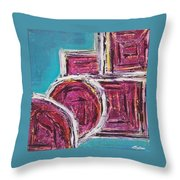 Be-lovely Throw Pillow