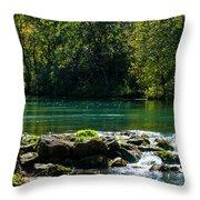 Bennett Springs Throw Pillow