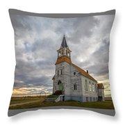 Bethel Lutheran Church II Throw Pillow