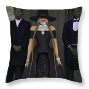 Beyonce - Formation 3 Throw Pillow