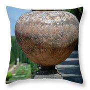 Big Pot Throw Pillow