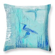Black Ivory Issue 1b51a Throw Pillow