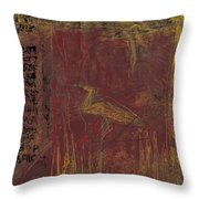 Black Ivory Issue 1b53 Throw Pillow