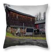 Blairstown Throw Pillow by Mark Miller