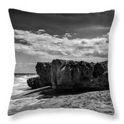 Blowing Rock Preserve 1 Throw Pillow