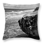 Blowing Rock Preserve 3 Throw Pillow