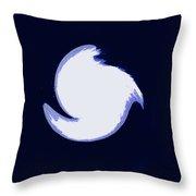 Blue Water Fun Throw Pillow