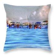 Boat Party Toronto  Throw Pillow