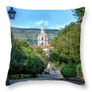 Brideshead Revisited Throw Pillow