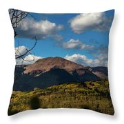 By The Power Of Graysill Throw Pillow