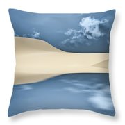 Cape Cod Reflections Throw Pillow