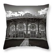 Carousel House Throw Pillow
