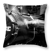 Case Eagle Throw Pillow