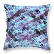 Cautious 2 Throw Pillow