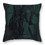 Cavalry 8 Throw Pillow