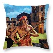 Cfm13640 Throw Pillow