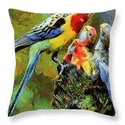 Cfm13870 Throw Pillow