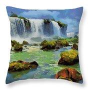 Cfm13889 Throw Pillow