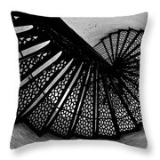 Charlotte Genesee Lighthouse Throw Pillow