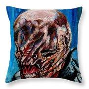 Chatterer Hellraiser Throw Pillow