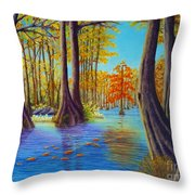 Chicot Throw Pillow