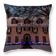 Christmas Lights Series #3 Throw Pillow