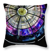 Circle Of The Heavens Throw Pillow