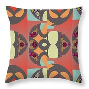 Claire Pattern Throw Pillow