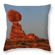 Classic Arches Throw Pillow