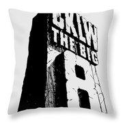 Classic Cklw Logo Throw Pillow