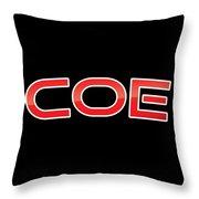 Coe Throw Pillow