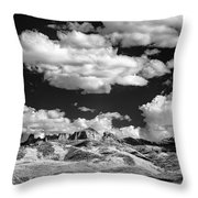 Colorado Valley II Throw Pillow