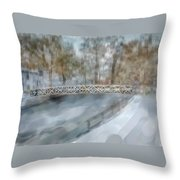 Comming Home 4 Abs #i4 Throw Pillow by Leif Sohlman