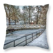 Comming Home 4 #i3 Throw Pillow by Leif Sohlman
