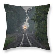 Csx Local J721-29 Throw Pillow