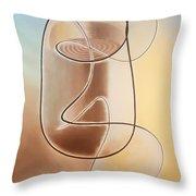 Cup-a-joe Throw Pillow