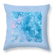 Dawn Reflections Throw Pillow
