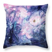Day Fifty-two - Dreamscape Throw Pillow