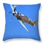 Deadnought And Sawbones Throw Pillow